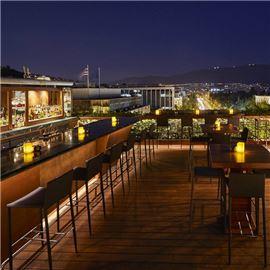 Bar 8 στο Εστιατόριο GB Roof Garden