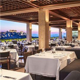 Εστιατόριο GB Roof Garden