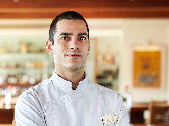 Nikos Mavrokostas Chef de Cuisine