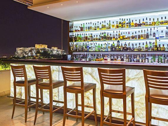 GB Roof bar