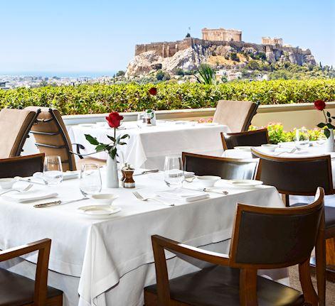 GB Roof Garden Restaurant Day
