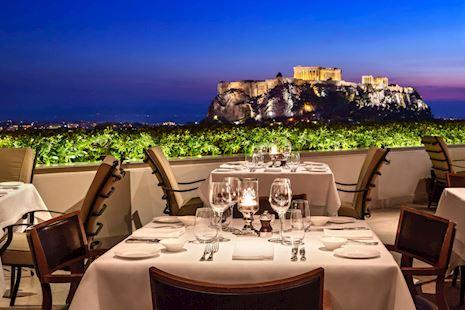 GB Roof Garden Restaurant veranda