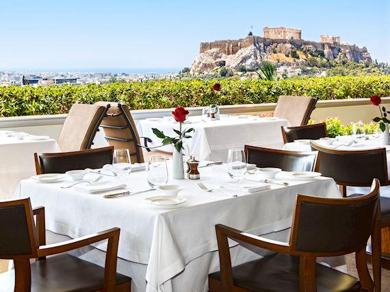 GB Roof Garden Restaurant Lunch Voucher