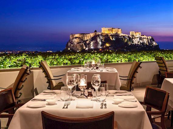 GB Roof Garden Restaurant Dinner Voucher