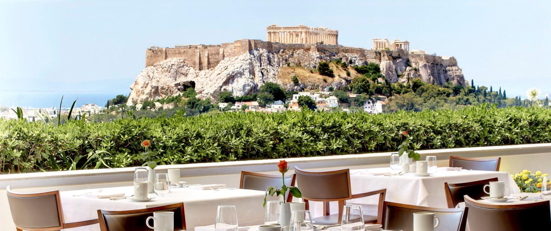 GB Roof Garden Restaurant & Bar, Athens